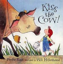 Kiss the Cow!-ExLibrary