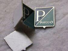 VESPA EMBLEM High Quali Logo 4-eck Piaggio RAHMEN 1.serie V 50 N S Kaskade SS 90