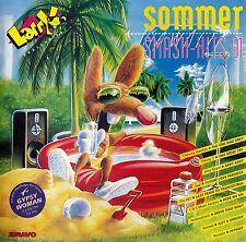 LARRY PRÄSENTIERT: SOMMER SMASH HITS '91 / 2 CD-SET
