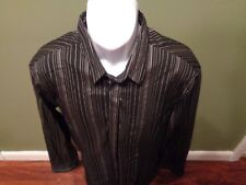 FERRE Jeans BUTTON FRONT SHIRT SIZE XXL  ITALY