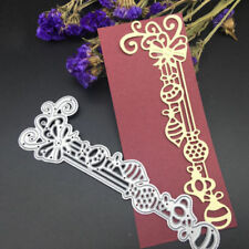 Metal DIY Cutting Dies Stencil Scrapbook Album Paper Card Embossing Crafts New
