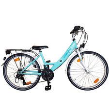 24 Zoll Kinderfahrrad Fahrrad Delta 18 Gang Shimano mit Dynamobeleuchtung