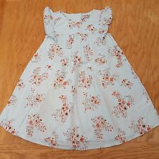 NEXT Girl's Floral Summer Dress Size 3 - 4 Years
