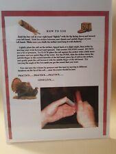 Original Hand Crafted Wood Turkey Box Calls W/ Striker & Chalk- By Mel Cumbus