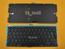 For APPLE Macbook Air A1369 A1466 MC965 MC503 Keyboard Backlit French 2011-2015