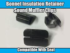 20x Clips Para Seat Ibiza Bonnet Aislamiento De Plástico Retenedor Capó Sonido Silenciador