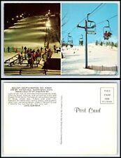 CONNECTICUT Postcard - Mount Southington Ski Area O14
