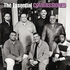 NEW The Essential Commissioned (Audio CD)