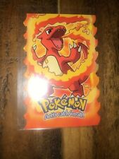 1999 TOPPS CHARMELEON EVOLUTION DIE-CUT #5 MOVIE SERIES POKEMON TRADING CARD