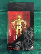 Hasbro 2016 Star Wars Black Series C-3PO 6 Inch Figure Walgreens Exclusive NIB