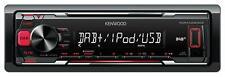 Kenwood KMM-DAB403 - MP3-Autoradio mit DAB / USB / iPod / AUX-IN