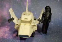 VINTAGE Star Wars COMPLETE IMPERIAL SHUTTLE POD ISP-6 +DARTH VADER FIGURE KENNER