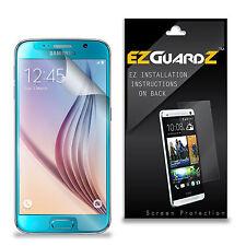 6X EZguardZ HD Clear Screen Protector Shield Saver For Samsung Galaxy S6