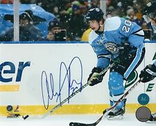 Signed  8x10 COLBY ARMSTRONG  Pittsburgh Penguins Autographed Photo -  COA
