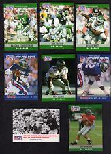 1990 PS Philadelphia Eagles Set REGGIE WHITE RANDALL CUNNINGHAM CRIS CARTER