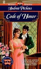 Code of Honor (Signet Regency Romance)
