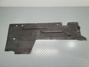 BMW 3 4 Series F30 F31 F32 F33 F34 F36 2012-20 Underbody Panel Cover Trim Left