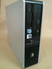 HP dc7800 SFF Core 2 Duo E4600 2.4GHz 2GB RAM 80GB HDD No OS