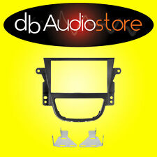 MA/454 Mascherina AutoRadio Doppio 2 DIN Opel Mokka Adattatore Cornice Radio