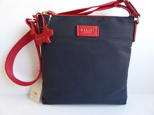 Radley Elia Mews Navy Blue Crossbody Bag BNWT
