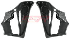 Harley Davidson Vrscf Vrod Muscle Air Intake Inlet Side Fairings Carbon Fiber