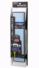 BW-155 Napolex BROADWAY BLUE Rear View Rearview Mirror 270 270mm CONVEX BW-155