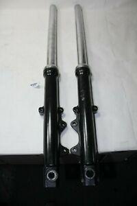 Harley 39mm dual disc front end fork legs sliders FXR Dyna XL 1999 down EPS23921