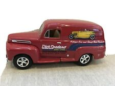 Dick-Spadaro-1:25 scale die-cast 1948 Ford Hot Rod Panel Truck Eastwood Auto.