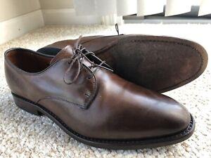Allen Edmonds Kenilworth Oxford Dress Shoes Brown Men's Size 8D 8065-23979