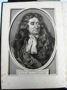 FABLES DE LA FONTAINE DE 1868 LIVRE ILLUSTRE PAR GUSTAVE DORE (1832-1883) - L147