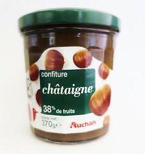 Maronen Konfitüre Kastanien Marmelade 370g original aus Frankreich ! NEU !