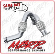 03-07 FORD 6.0 6.0L POWERSTROKE DIESEL UPGRADED BELLOWS MBRP UP-PIPE Y-PIPE