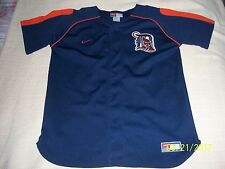 Miguel Cabrera Detroit Tigers sewn baseball Youth Large NIKE jersey VTG Design