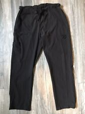 New Gt Performance Women's Scrub Pants / Size Small / Black