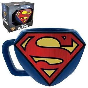 Superman shaped Mug Novelty