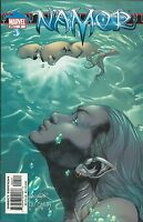 Namor Comic 4 Cover A First Print 2002 Bill Jemas Watson Larroca Miki Marvel