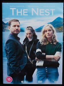 THE NEST DVD Complete Mini Series BBC - Martin Compston:Line of Duty: Dog Rescue