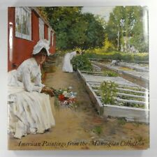 AMERICAN PAINTINGS FROM THE MANOOGIAN COLLECTION (1989) - Hardback - 1ST EDITION