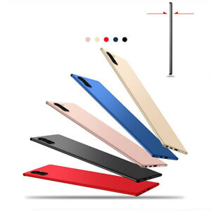 Elegant Hard shell Ultra-thin Back Case For Samsung Galaxy Note 10 Plus S10 A70