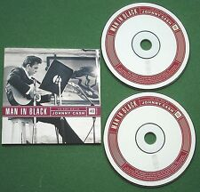 Johnny Cash Man In Black Very Best inc It Ain't Me Babe & Ring Of Fire + 2 x CD
