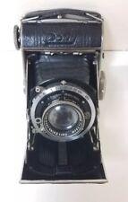 Vintage Certo Super Sport Dolly Folding Camera Carl Zeiss Jena 7.5 cm Lens