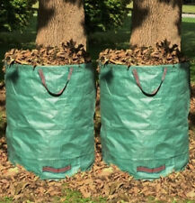 **NEW** Go-GreenGardening 2-Pack Large Reusable Lawn, Leaf & Garden Waste Bag Co