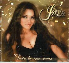 Jossie Cordoba Todo lo que Siento   BRAND NEW SEALED  CD