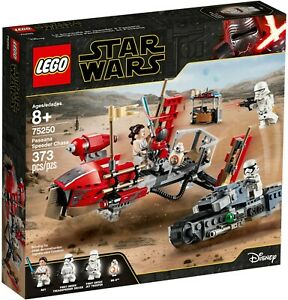 LEGO Star Wars 75250 Pasaana Speeder Chase - New (Free Shipping)