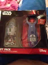 Star Wars R2 D2 Glass & Musical Opener Freepost (Lor)