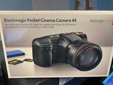 Blackmagic Pocket Cinema Camera 6K - Ships Same Day