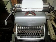 REMINGTON VINTAGE OLD TYPEWRITER ANTICA MACCHINA PER SCRIVERE INTERNATIONAL