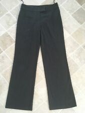 WOMENS, DIANA FERRARI WORKWEAR DRESS PANTS, GREY, SIZE 10 POLY/VISC/STRETCH #937