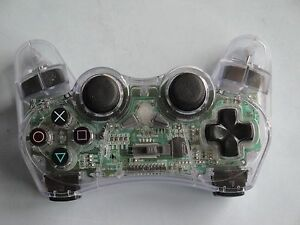 One Clear Nyko Wireless Controllers for Sony Playstation 2