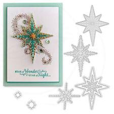 Snowflake Cutting Dies Christmas Metal Cutting Dies Scrapbooking Crafts